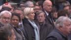Video «Frankreich vor der Präsidentschaftswahl» abspielen