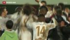 Video «Young Boys scheitern im Cup» abspielen