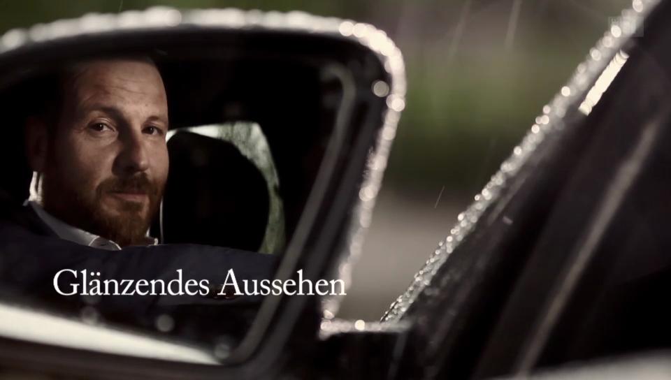 Werbung: Mercedes Zuccolini