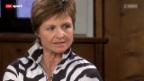 Video «Ski WM: Rückschläge und Rücktritt von Erika Hess» abspielen