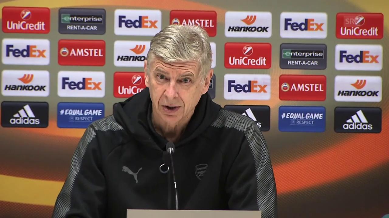 Wenger: «Es wird eine enge Sache geben»