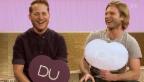 Video ««Ich oder Du»: Mundart-Band «Hecht» im Harmonietest» abspielen