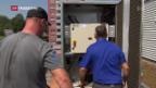 Video «Klimaanlagen im Dauerbetrieb» abspielen