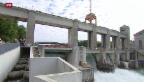 Video «Japan inspiziert Schweizer Wasserkraft» abspielen