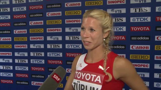 Interview mit Linda Züblin