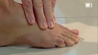 Video «Drei Übungen für die Füsse» abspielen