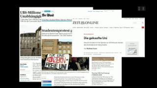 Video «Ernst Fehr über die Kritik am 100-Millionen-Sponsoring der UBS» abspielen