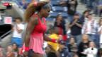 Video «Tennis: Final zwischen Williams und Asarenka» abspielen