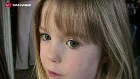 Video «Wurde Maddie doch entführt?» abspielen