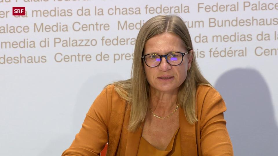 Virginie Masserey (BAG): «Die Schweiz hat neben Grossbritannien die höchste Inzidenz in Europa»