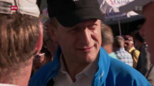 Laschar ir video «Armon Orlik è turnà – Er per il bab in di plain tensiun»