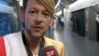 Video «Michael von der Heide spricht über seine Niederlage am ESC.» abspielen