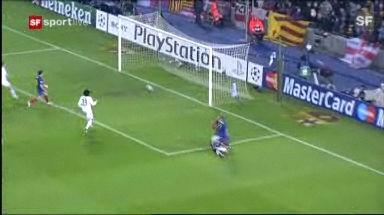 Video «Barcelona - Bayern München» abspielen