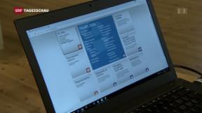 Video «Elektronische Patientendossiers » abspielen