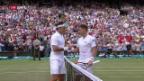 Video «Federer lässt auch Lajovic keine Chance» abspielen