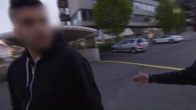 Video ««Kassensturz»-Team angegriffen» abspielen