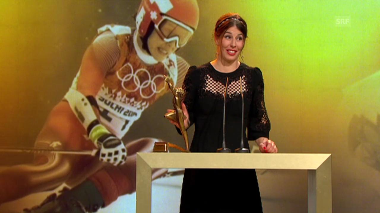 Sports Awards: Federer und Gisin geehrt
