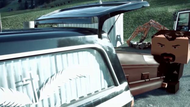 Video «Der Bestatter meldet sich zurück» abspielen