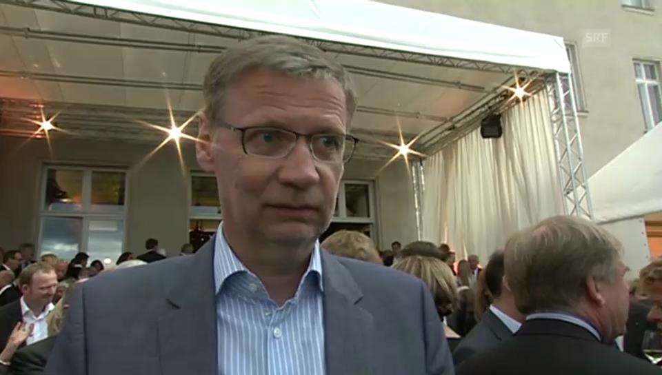 Günther Jauch und seine Wissenslücke
