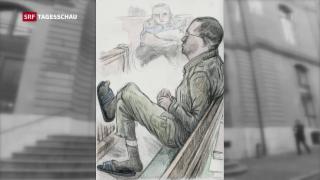 Video «Keine lebenslange Verwahrung für Adeline-Mörder» abspielen