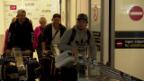 Video «Eishockey: Josi und Fiala in Kopenhagen» abspielen