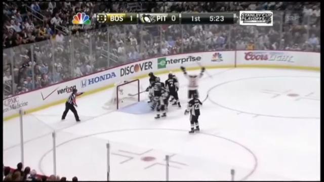 Die Tore von Pittsburgh - Boston