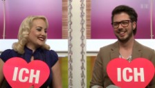 Video ««Ich oder Du»: Zoé Scarlett und Martin Dürrenmatt» abspielen