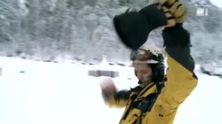 Video «Das geschenkte Leben - Rettung aus der Lawine» abspielen
