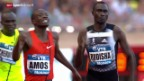 Video «Leichtathletik: Diamond League in Monaco - Männer» abspielen