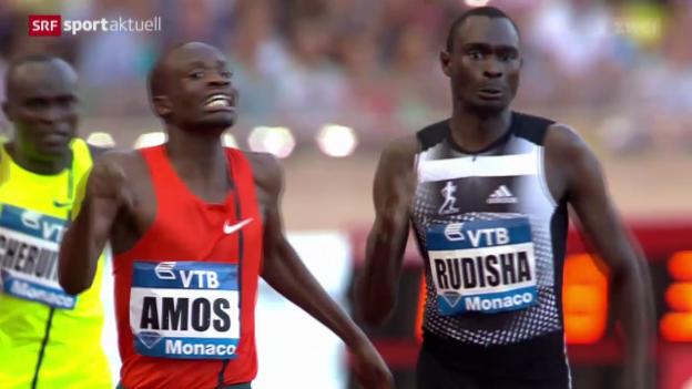 Video «Leichtathletik: Diamond League in Monaco - Männer» abspielen