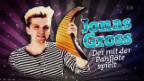 Video «Talent: Jonas Gross mit «Euphoria»» abspielen