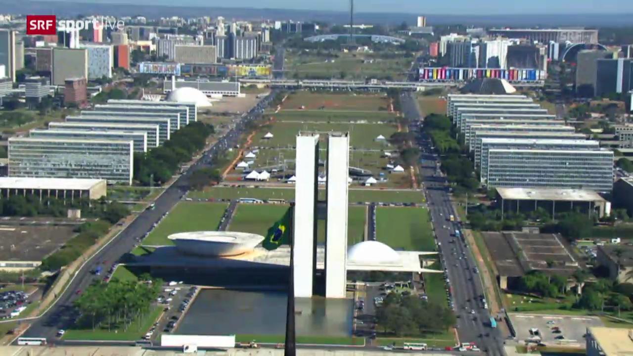 Clip Brasilia («sportlive», 6.12.2013)