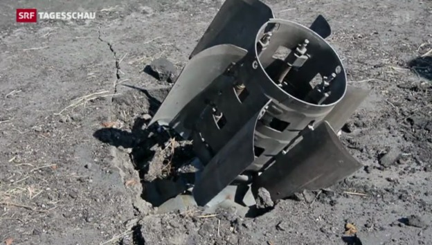 Video «Kämpfe in der Ostukraine» abspielen