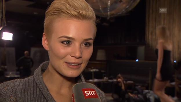 Video «Kurzhaarige «Miss Schweiz»-Kandidatinnen» abspielen