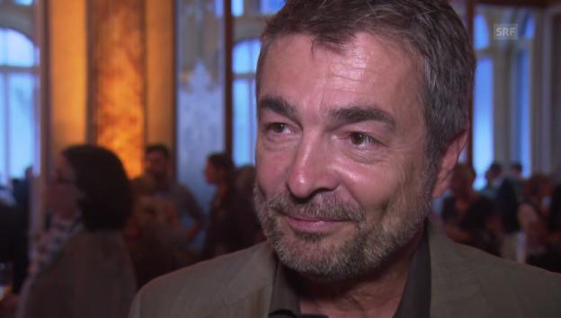 Video «Stefan Gubser über das gute Abschneiden auf der Rangliste» abspielen