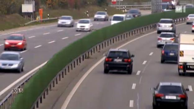 Video «Hohe Bussen für dichtes Auffahren» abspielen