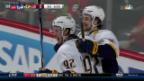 Video «Predators führen mit 2:0 gegen Chicago» abspielen