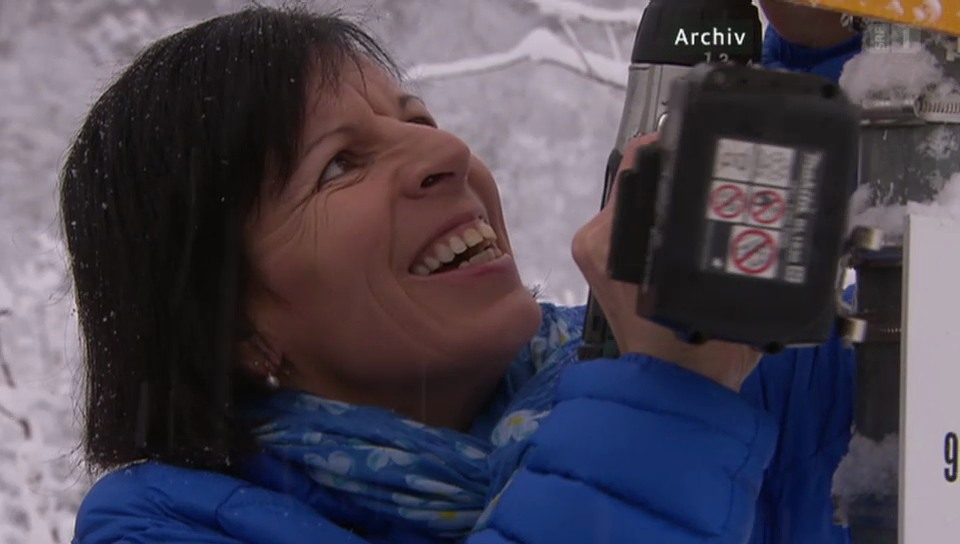Das Phänomen Geburtstag: Vreni Schneider wird 50