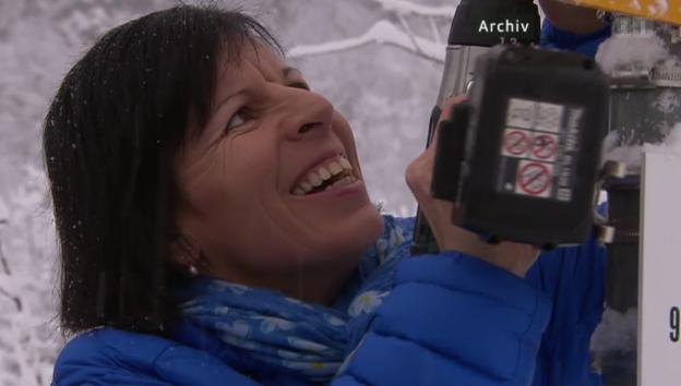 Video «Das Phänomen Geburtstag: Vreni Schneider wird 50» abspielen
