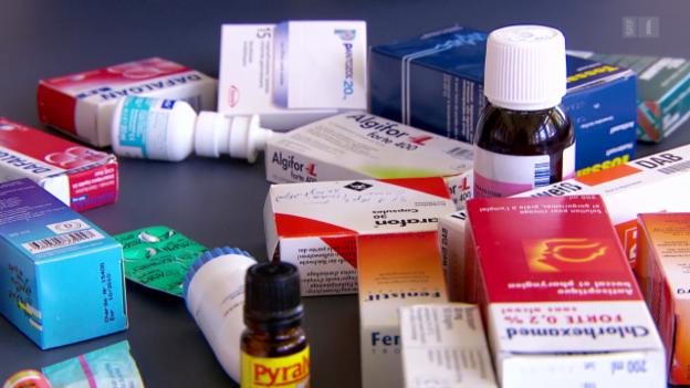 Video «Abgelaufene Medikamente – Darf man sie noch einnehmen?» abspielen