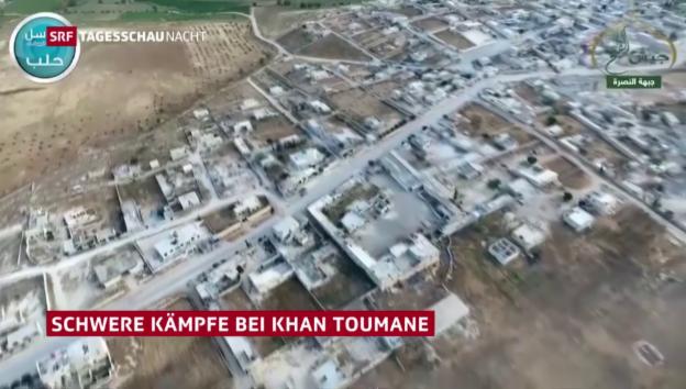 Video «Syrien: Dutzende Tote bei neuen Kämpfen» abspielen
