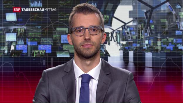 Video «Schweizer Banken involviert in Datenleck» abspielen