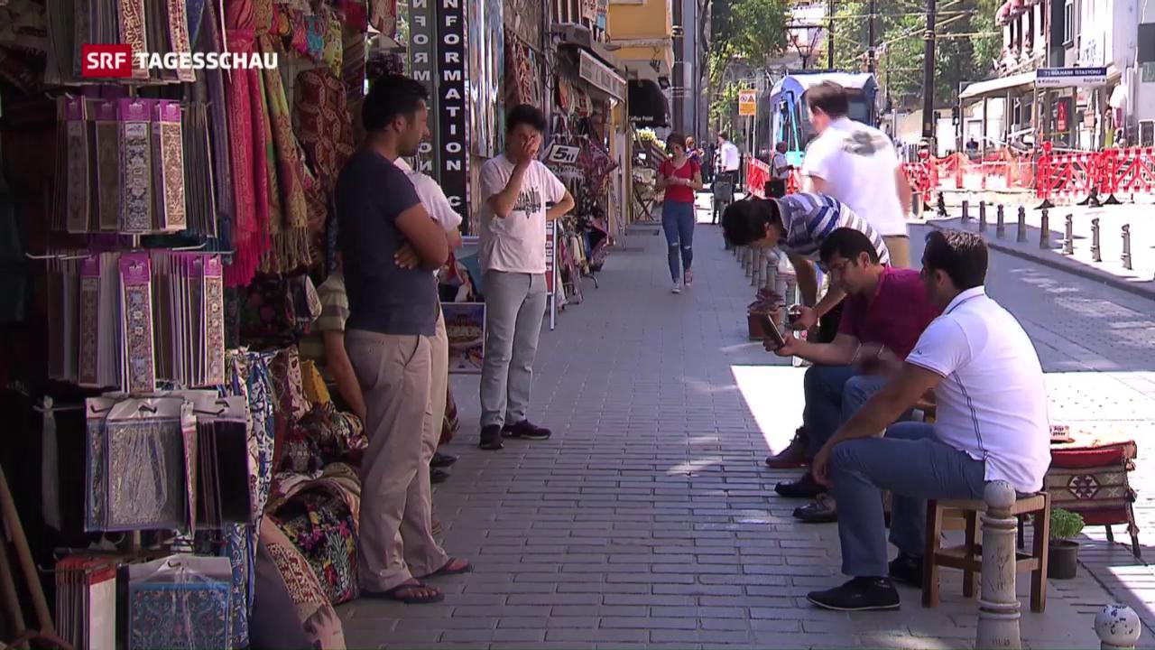 Türkischer Tourismus am Abgrund