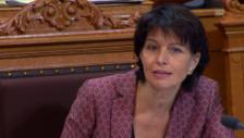 Video «Doris Leuthard über die Ziele der Massnahmen» abspielen