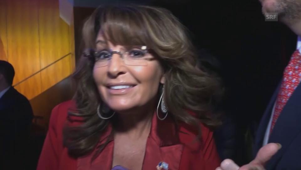 Sarah Palin ed autras reacziuns republicanas (cun commentari tudestg)