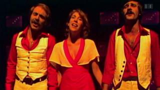 Video «Peter, Sue & Marc und die Sehnsucht nach einer heilen Welt» abspielen