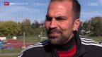 Video «Fussball: Super League, der FC Luzern nach dem 1. Saisonsieg» abspielen
