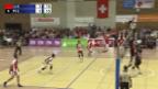 Video «Volleyball: Playoff-Final Männer, Spiel 4, Lausanne UC-Lugano» abspielen