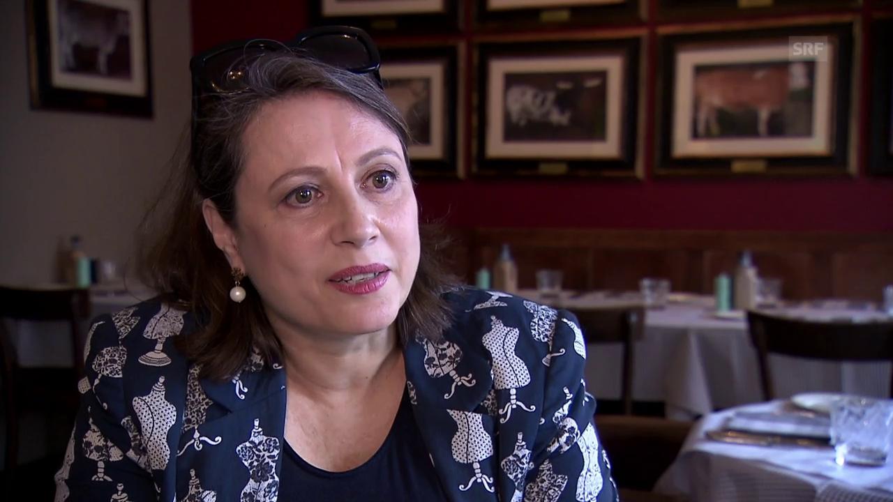Babette Sigg: «Wir haben mit Frauen sehr gute Erfahrungen gemacht»