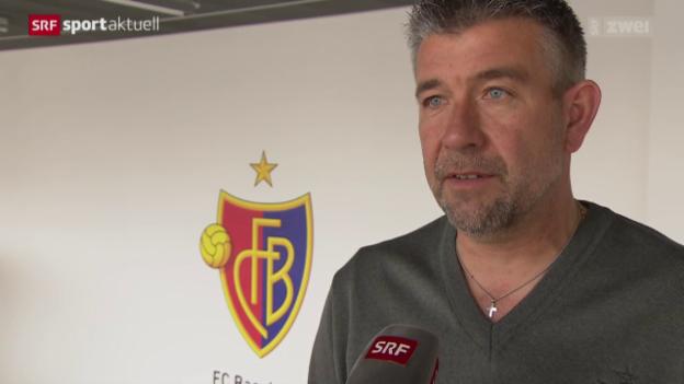 Video «Basel trifft im EL-Achtelfinal auf Sevilla» abspielen
